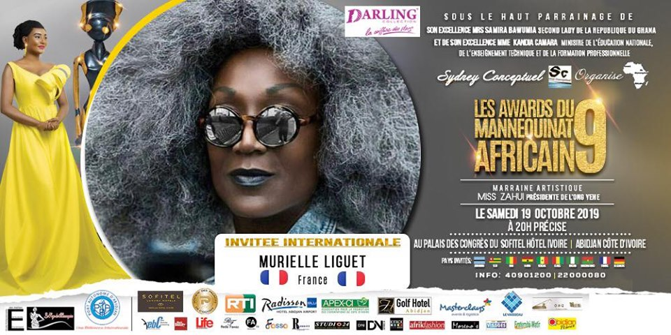 AFRICAN FASHION STYLE MAGAZINE - AMA 9 by Fatim SIDIME - LES-AWARDS-DU-MANNEQUINNAT-AFRICAIN-EDITION-9-2019 -  Event organiser Sydney conceptuel - Special Guest Her excellence Ms. Samira Bawumi, Ghana's Vice President  - Ama9 International Guest Murielle Liguet - Photographer  DAN NGU - Official Media Partner DN AFRICA - STUDIO 24 NIGERIA - STUDIO 24 INTERNATIONAL - Ifeanyi Christopher Oputa MD AND CEO OF COLVI LIMITED AND STUDIO 24 - CHEVEUX CHERIE and CHEVEUX CHERIE STUDIO BY MARIEME DUBOZ- Fashion Editor Nahomie NOOR COULIBALY