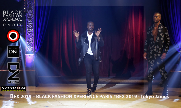 BFX 2019 – BLACK FASHION XPERIENCE PARIS  #BFX 2019 by Adama Paris - Designer Tokyo James