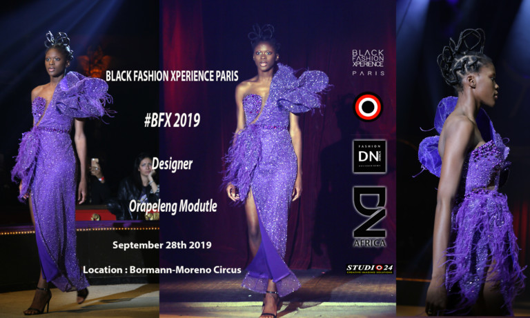 AFRICAN FASHION STYLE MAGAZINE - BFX 2019 – BLACK FASHION XPERIENCE PARIS - BFX 2019 - Orapeleng-Modutle - PR Indirâh Events and Communication - Photographer DAN NGU - Official Media Partner DN AFRICA - STUDIO 24 NIGERIA - STUDIO 24 INTERNATIONAL - Ifeanyi Christopher Oputa MD AND CEO OF COLVI LIMITED AND STUDIO 24 - CHEVEUX CHERIE and CHEVEUX CHERIE STUDIO BY MARIEME DUBOZ- Fashion Editor Nahomie NOOR COULIBALY