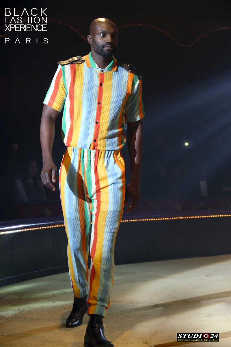 AFRICAN FASHION STYLE MAGAZINE - BFX 2019 – BLACK FASHION XPERIENCE PARIS - BFX 2019 - Tokyo James - PR Indirâh Events and Communication - Photographer DAN NGU - Official Media Partner DN AFRICA - STUDIO 24 NIGERIA - STUDIO 24 INTERNATIONAL - Ifeanyi Christopher Oputa MD AND CEO OF COLVI LIMITED AND STUDIO 24 - CHEVEUX CHERIE and CHEVEUX CHERIE STUDIO BY MARIEME DUBOZ- Fashion Editor Nahomie NOOR COULIBALY