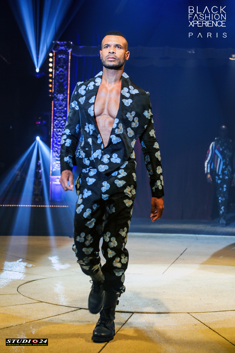 AFRICAN FASHION STYLE MAGAZINE - BFX 2019 – BLACK FASHION XPERIENCE PARIS - BFX 2019 - Tokyo James - Model Jean Charles DRUCK - PR Indirâh Events and Communication - Photographer DAN NGU - Official Media Partner DN AFRICA - STUDIO 24 NIGERIA - STUDIO 24 INTERNATIONAL - Ifeanyi Christopher Oputa MD AND CEO OF COLVI LIMITED AND STUDIO 24 - CHEVEUX CHERIE and CHEVEUX CHERIE STUDIO BY MARIEME DUBOZ- Fashion Editor Nahomie NOOR COULIBALY
