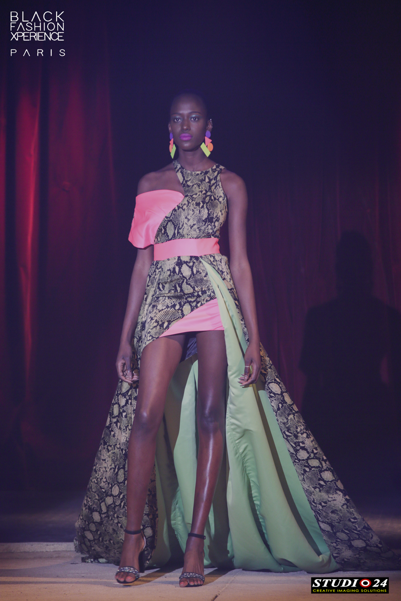 AFRICAN FASHION STYLE MAGAZINE - Black-Fashion-Xperience-2019-Adama-Paris - Designer Iracema MATHIAS - PR Indirâh Events and Communication - Photographer DAN NGU - Official Media Partner DN AFRICA - STUDIO 24 NIGERIA - STUDIO 24 INTERNATIONAL - Ifeanyi Christopher Oputa MD AND CEO OF COLVI LIMITED AND STUDIO 24 - CHEVEUX CHERIE and CHEVEUX CHERIE STUDIO BY MARIEME DUBOZ- Fashion Editor Nahomie NOOR COULIBALY