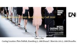 Brussels-Fashion-Week-Model-Casting-Call-2020