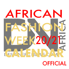 Official African Fashion Weeks Calendar 20/21
