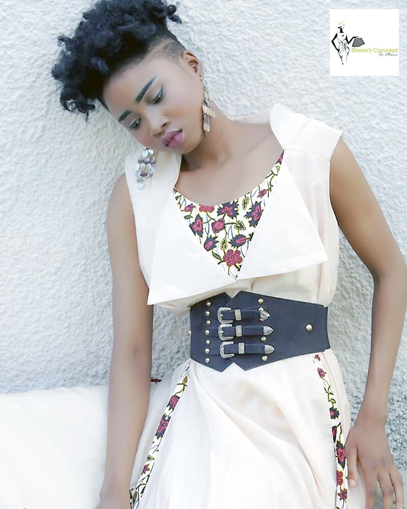 AFRICAN FASHION STYLE MAGAZINE - Editorial Shoot / SYMBIOSE DESIGN by EDELE A. Model Noor Coulibaly - DIANA'S-CONCEPT-The-Concept-Store-by-Diana-RONSIN-Location-Abidjan-Mall - Photographer DAN NGU - Media Partner DN AFRICA - STUDIO 24 NIGERIA - STUDIO 24 INTERNATIONAL - Ifeanyi Christopher Oputa MD AND CEO OF COLVI LIMITED AND STUDIO 24 - CHEVEUX CHERIE and CHEVEUX CHERIE STUDIO BY MARIEME DUBOZ- Fashion Editor Nahomie NOOR COULIBALY