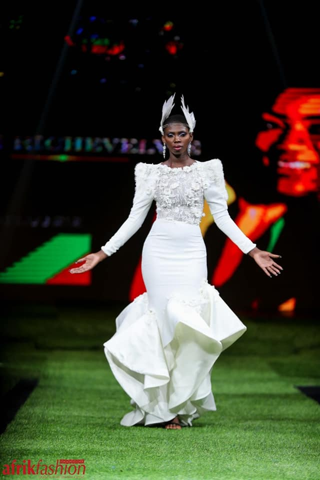AFRICAN FASHION STYLE MAGAZINE - AFRIK FASHION SHOW 14 BY Isabelle Anoh & AVANT GARDE PRODUCTION -The-socio-professional-integration-of-the-girl - Designer ADRIANA TALANSI from Congo - Location Palais des Congres - Sofitel IVOIRE ABIDJAN Ivory Coast - Photographer DAN NGU - Media Partner DN AFRICA - STUDIO 24 NIGERIA - STUDIO 24 INTERNATIONAL - Ifeanyi Christopher Oputa MD AND CEO OF COLVI LIMITED AND STUDIO 24 - Nahomie NOOR COULIBALY