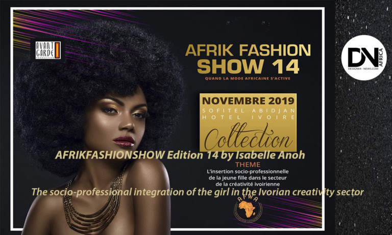 AFRICAN FASHION STYLE MAGAZINE - AFRIK FASHION SHOW 14 BY Isabelle Anoh & AVANT GARDE PRODUCTION -The-socio-professional-integration-of-the-girl - Designer PATHEO - Location Palais des Congres - Sofitel IVOIRE ABIDJAN Ivory Coast - Photographer DAN NGU - Media Partner DN AFRICA - STUDIO 24 NIGERIA - STUDIO 24 INTERNATIONAL - Ifeanyi Christopher Oputa MD AND CEO OF COLVI LIMITED AND STUDIO 24 - Nahomie NOOR COULIBALY