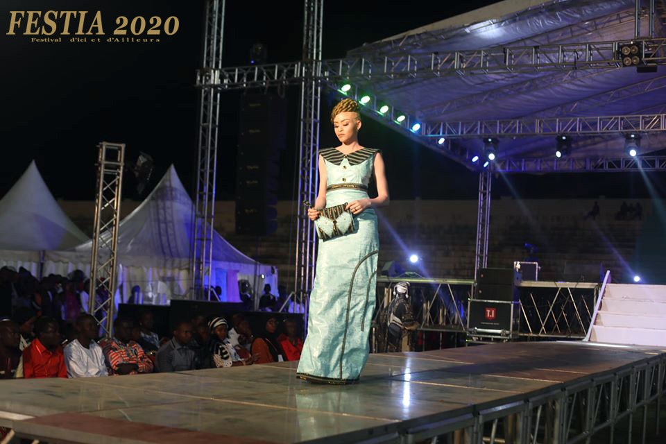 AFRICAN FASHION STYLE MAGAZINE - FESTIVAL FESTIA (Festival d'ici et d'ailleurs) 2020 -EDITION 2 by Fadi MAIGA - Madame the Minister of Crafts and Tourism, Nina Walet Intalou from Sikasso Mali - PR Indira Yanni Domingo by ndirâh Events & Communication - COLLECTION-CHRIS-SEYDOU-JUNIOR -Photographer DAN NGU - Media Partner DN AFRICA - STUDIO 24 NIGERIA - STUDIO 24 INTERNATIONAL - Ifeanyi Christopher Oputa MD AND CEO OF COLVI LIMITED AND STUDIO 24 - CHEVEUX CHERIE and CHEVEUX CHERIE STUDIO BY MARIEME DUBOZ- Fashion Editor Nahomie NOOR COULIBALY