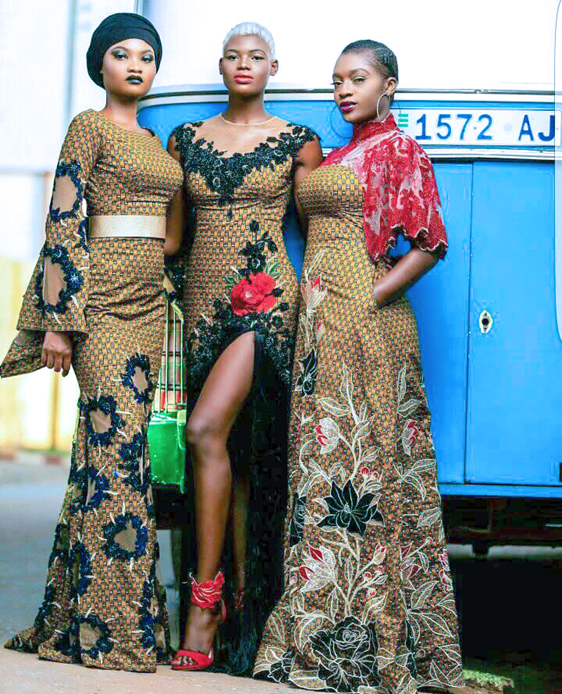 """AFRICAN FASHION STYLE MAGAZINE - Judith LaGazelle International Model from Togo Judith Akossiwa Déla EGBEVOR alias """"Judith Lagazelle Fimo 228 Campaign Shoot - Edition 7th 2020 - Lome (Togo) Designer Grace WALLACE - VLISCO Editorial Shoot with-Celine Minet & Christelle SOWU - Picture by Twinsdntbeg- Photographer DAN NGU - Media Partner DN AFRICA - STUDIO 24 NIGERIA - STUDIO 24 INTERNATIONAL - Ifeanyi Christopher Oputa MD AND CEO OF COLVI LIMITED AND STUDIO 24 - CHEVEUX CHERIE and CHEVEUX CHERIE STUDIO BY MARIEME DUBOZ- Fashion Editor Nahomie NOOR COULIBALY"""