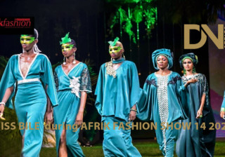 AFRICAN FASHION STYLE MAGAZINE - AFRIK FASHION SHOW 14 BY Isabelle Anoh & AVANT GARDE PRODUCTION -The-socio-professional-integration-of-the-girl - Designer Miss Bile from Ivory Coast - Location Palais des Congres - Sofitel IVOIRE ABIDJAN Ivory Coast - Photographer DAN NGU - Media Partner DN AFRICA - STUDIO 24 NIGERIA - STUDIO 24 INTERNATIONAL - Ifeanyi Christopher Oputa MD AND CEO OF COLVI LIMITED AND STUDIO 24 - Nahomie NOOR COULIBALY