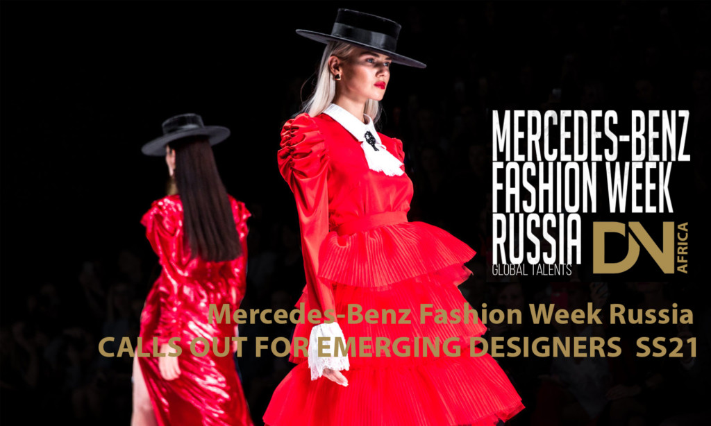 AFRICAN FASHION STYLE MAGAZINE – Fashion Magazine Cover – Mercedes-Benz-Fashion-Week-Russia 2020 by Russian Fashion Council – Presents-GLOBAL-TALENTS  –   Calls for Designers – Photographer DAN NGU – Media Partner DN AFRICA – STUDIO 24 NIGERIA – STUDIO 24 INTERNATIONAL – Ifeanyi Christopher Oputa MD AND CEO OF COLVI LIMITED AND STUDIO 24 –  Nahomie NOOR COULIBALY